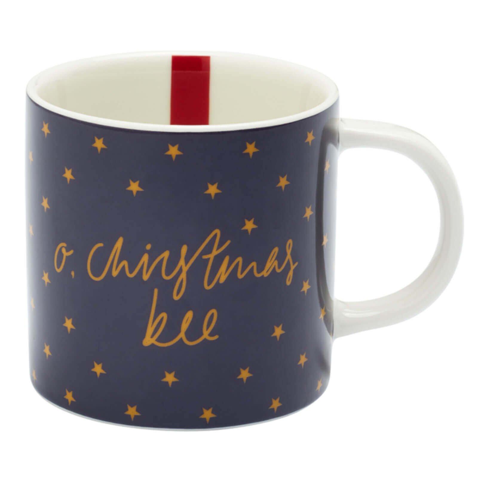 Joules Christmas Bee Mug