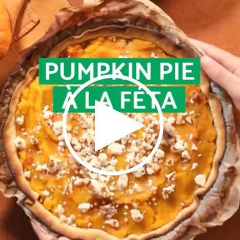 Prolongez Halloween avec notre terrifiante Pumpkin pie