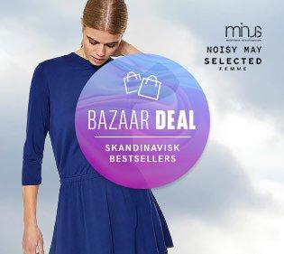 Bazaar Deal - Skandinaviske Bestsellers