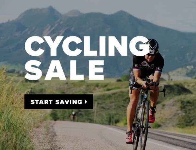 Cycling Sale