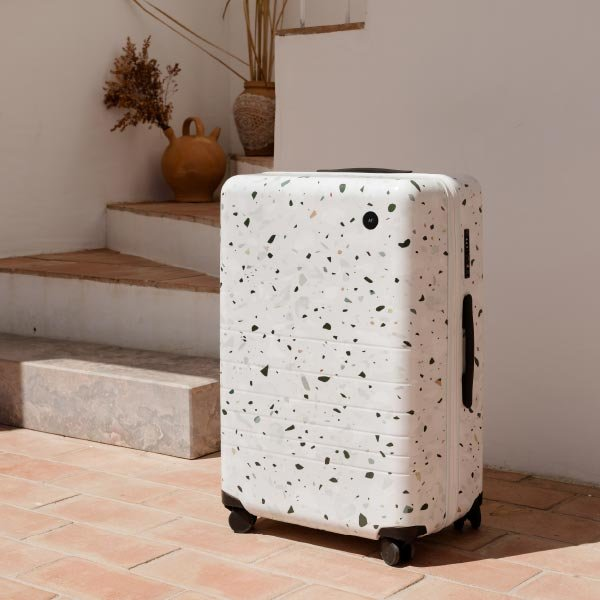 Check-In Large in Terrazzo
