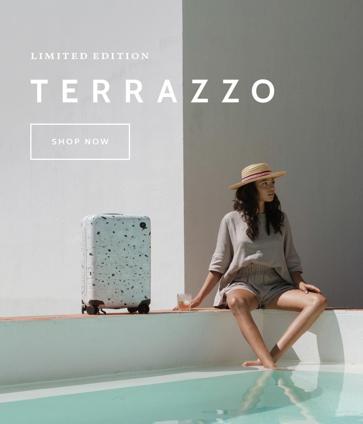 Limited Edition: Terrazzo. Shop now.