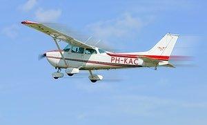 Vliegen met een Cessna