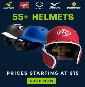 Helmet Assortment