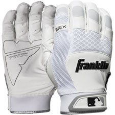 Franklin Adult Shok-Sorb X Batting Glove