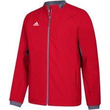 adidas Mens ClimaWarm Fielders Choice Full-Zip Warm Jacket