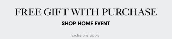 Shop Home Event