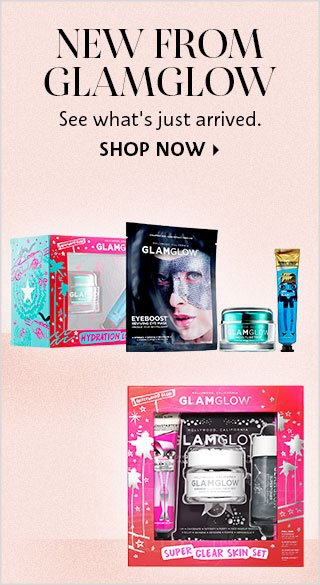 New From Glamglow