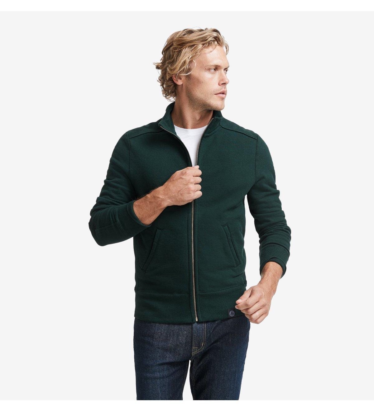 Feels like a hoodie but wears like a jacket