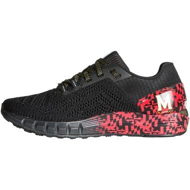 Maryland Terrapins Under Armour HOVR Sonic 2 Shoes - Black