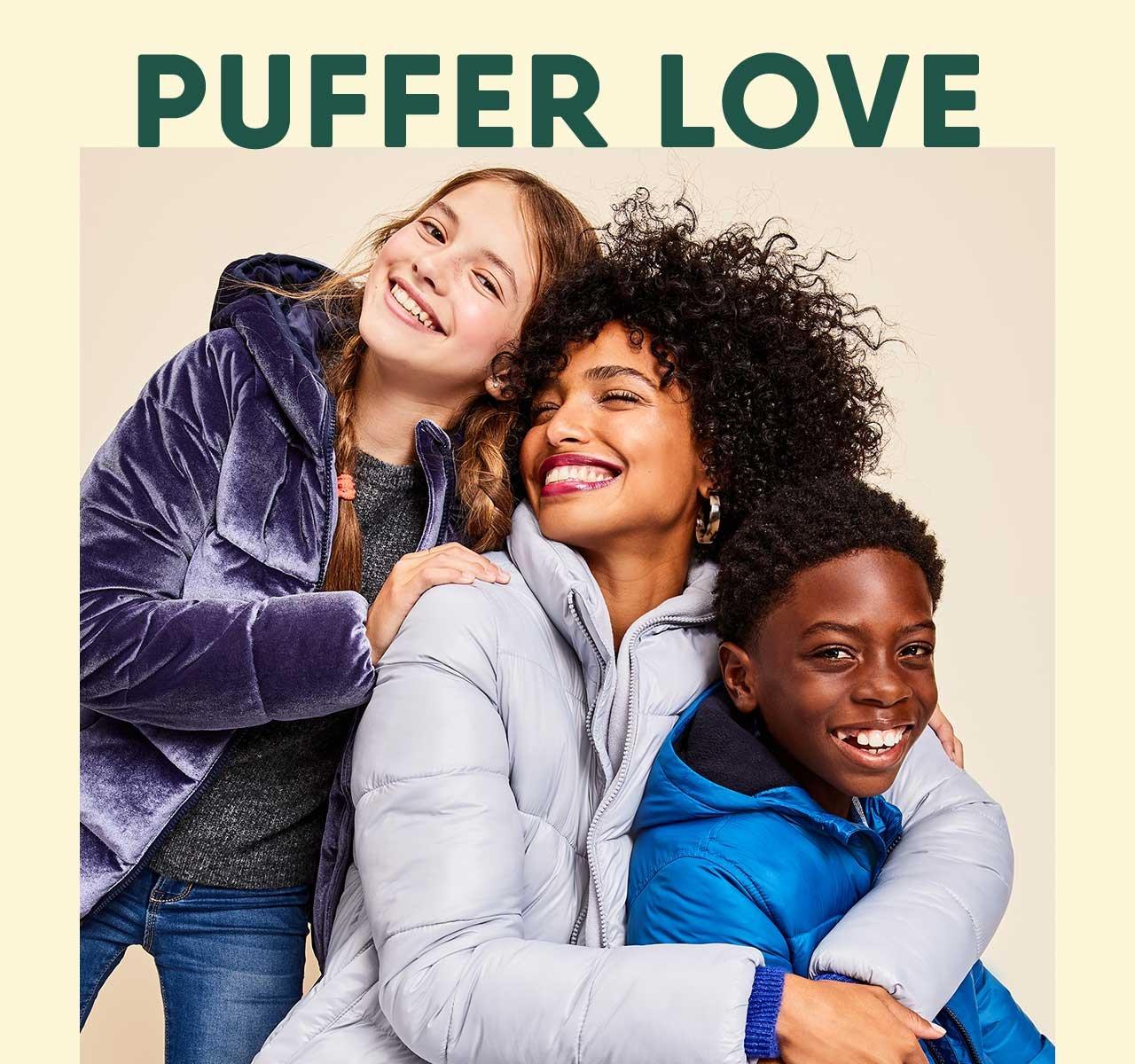 Puffer love