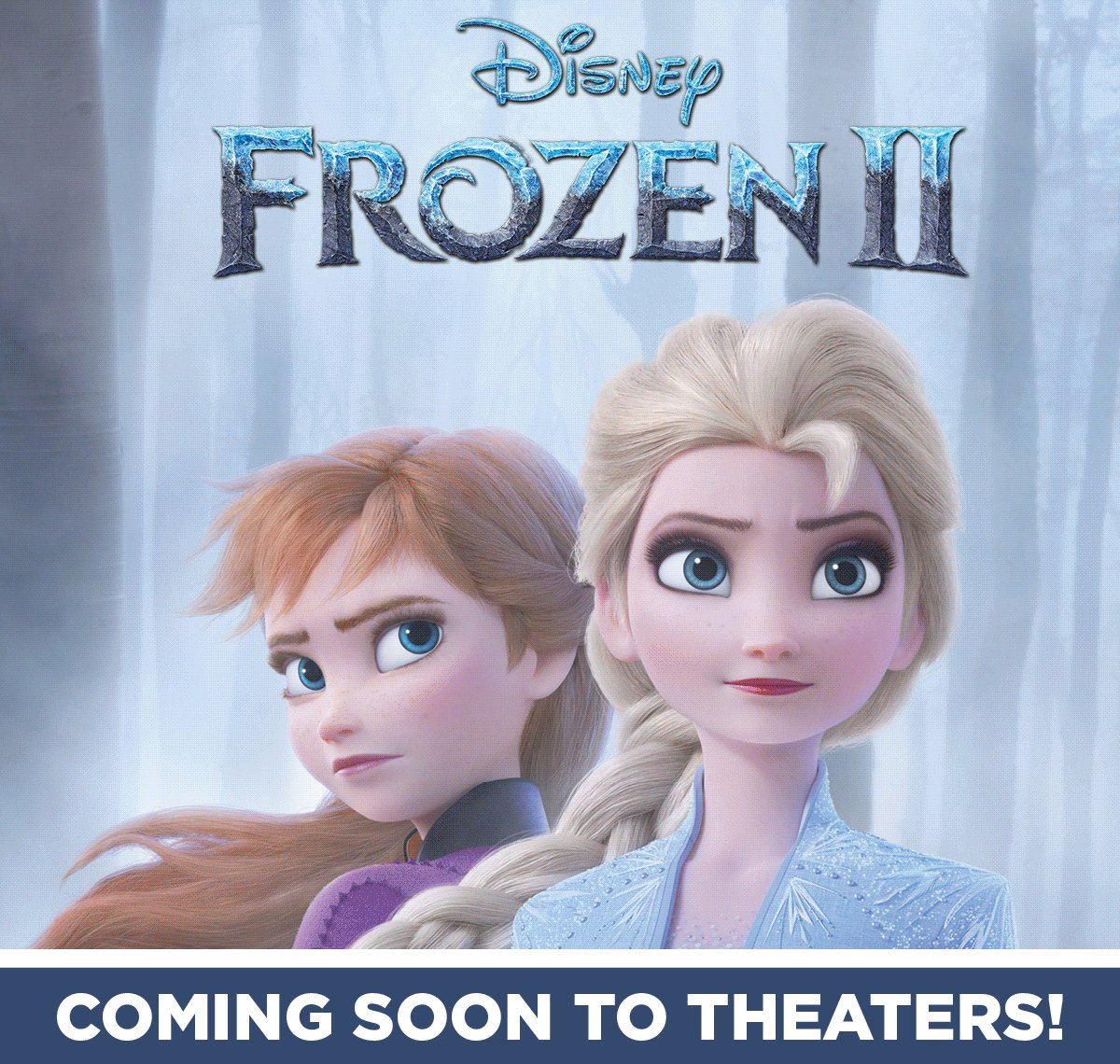 Frozen 2 Coming Soon To Theaters