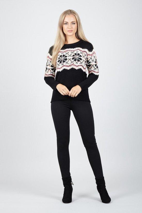 Fairisle Knitted Jumper