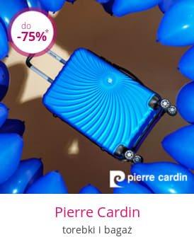 Pierre Cardin - torebki i bagaż