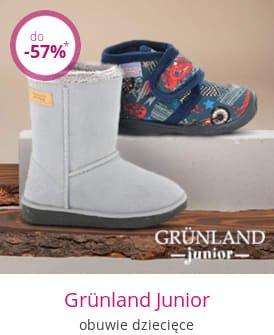 Grünland Junior - obuwie dziecięce