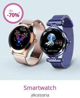Smartwatch - akcesoria