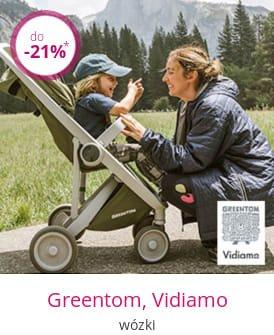 Greentom, Vidiamo - wózki