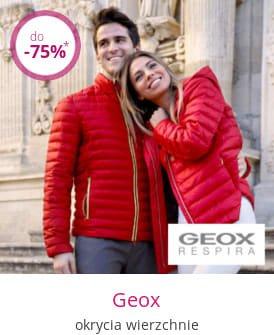 Geox - okrycia wierzchnie
