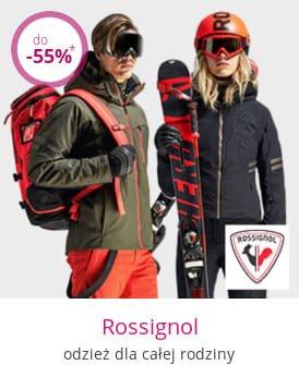 Rossignol - odzież dla całej rodziny
