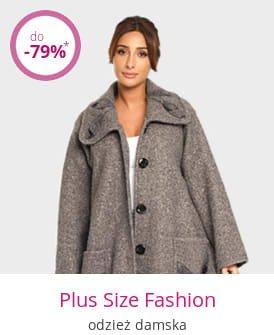 Plus Size Fashion - odzież damska