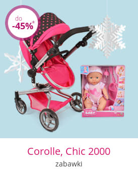 Corolle, Chic 2000 - zabawki