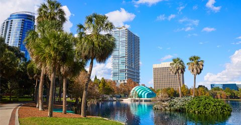 3★ Orlando holiday from £419pp