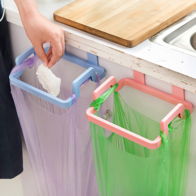 Garbage bag rack Cabinet