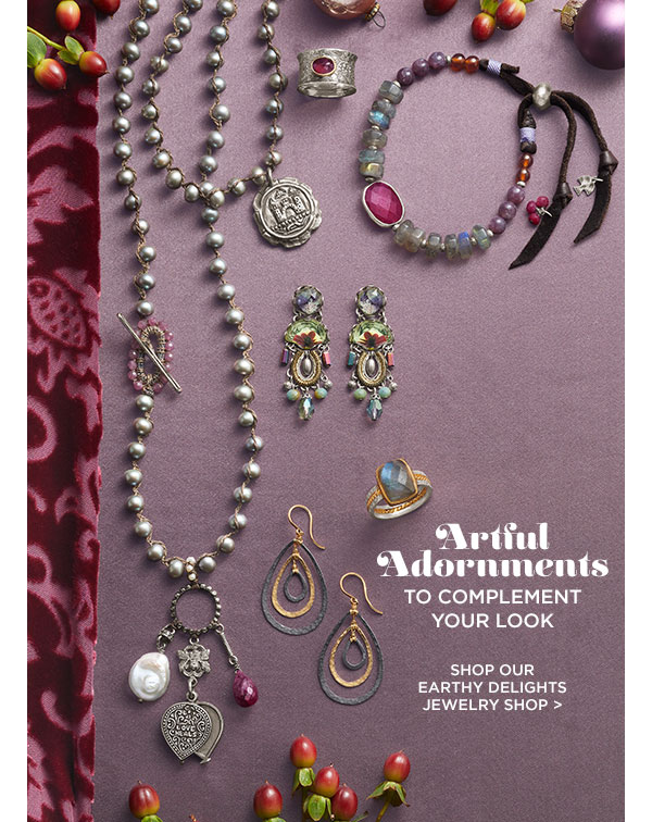 Earthy Delights Jewelry