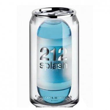 Carolina Herrera 212 Splash For Women - 60ml Eau De Toilette Spray.