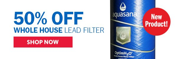 whole house lead filter