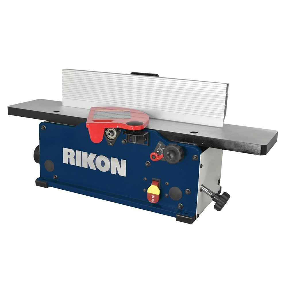 Rikon 20-600H 6'' Benchtop Jointer with Helical-Style Head