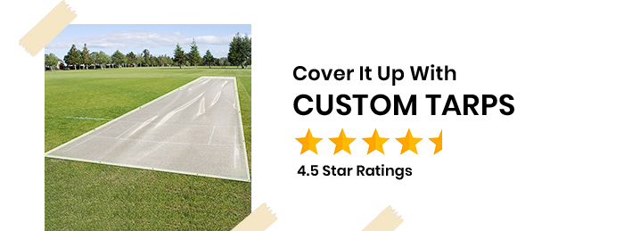 Cover It Up With CUSTOM TARPS