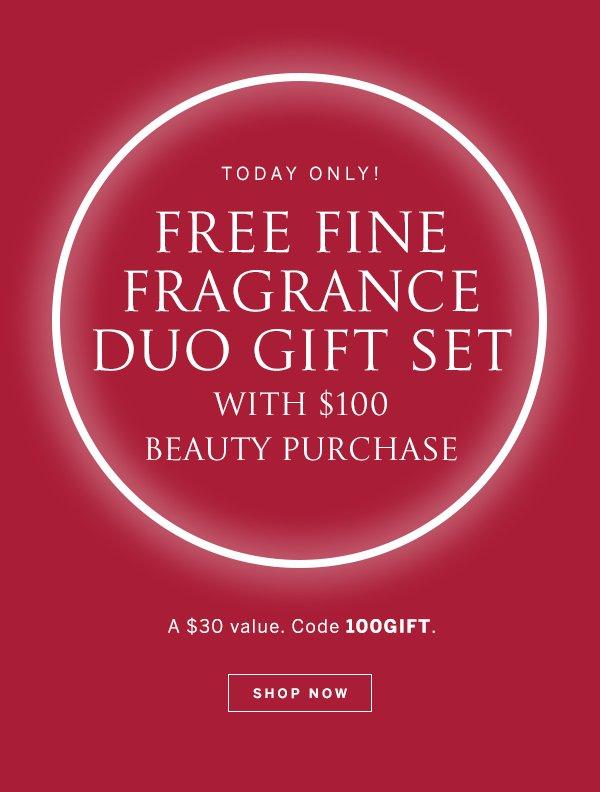 Fine Fragrance Duo Set