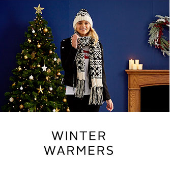 Shop Winter Warmers