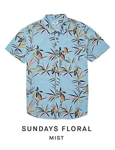 Sundays Floral (mist)