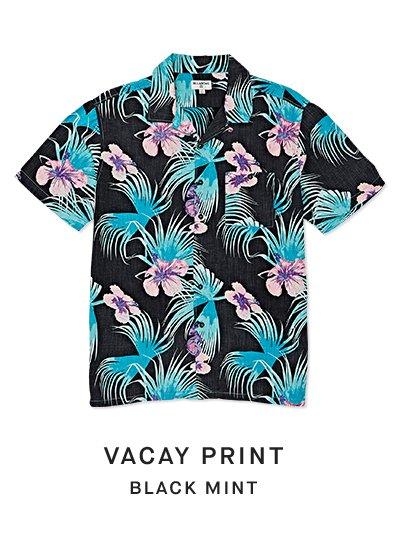 Vacay print