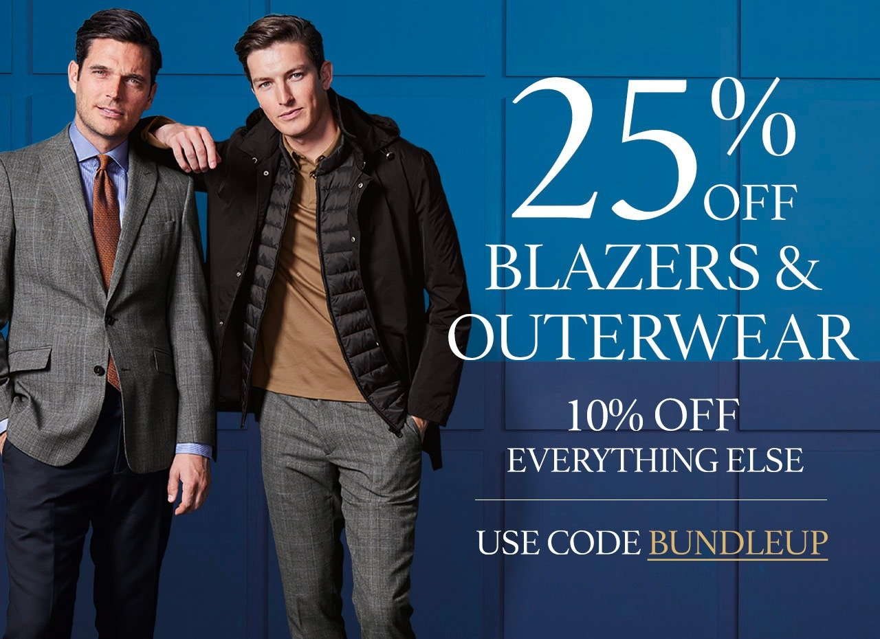 Outerwear and blazers