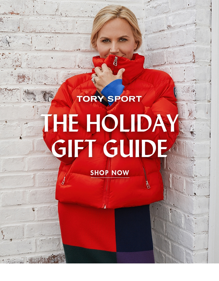 Shop the Tory Sport Holiday Gift Guide