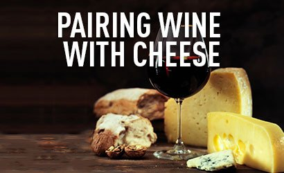 Pairing Wine With Cheese