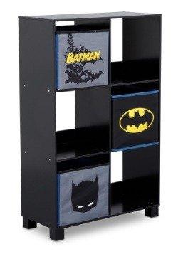 Batman 6 Cubby Storage Unit