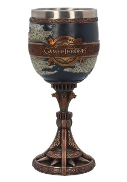 Game of Thrones The Seven Kingdoms Map Goblet
