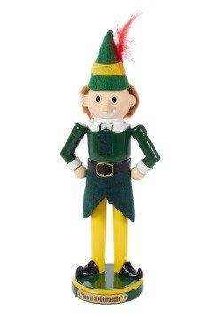 "11"" Wooden Buddy the Elf Nutcracker"