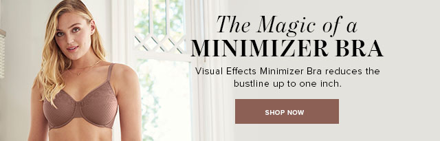 Visual Effects Minimizer Bra