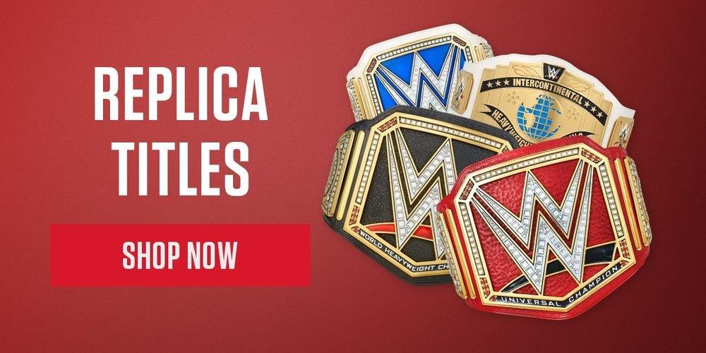 Replica Title Belts