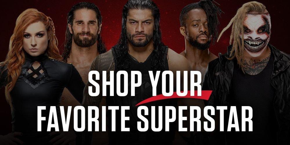 Shop Your Favorite Superstar