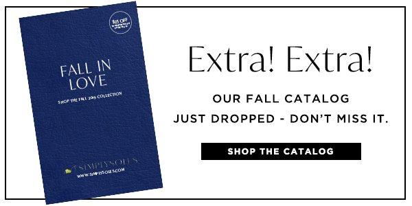Shop the Fall Catalog