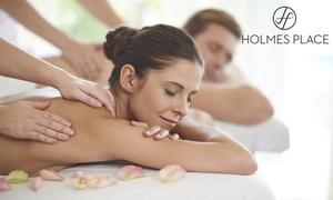 Day-Spa mit Massage + Holmes Place Tageskarte