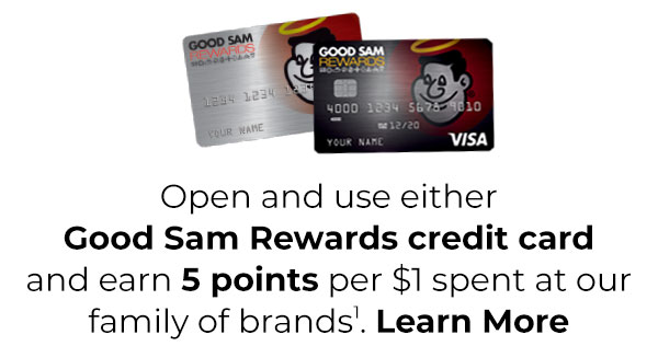 Good Sam Visa Credit Card
