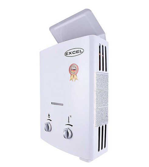 Excel Vent-Free Tankless Propane Water Heater