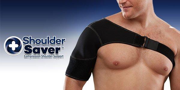 Shoulder Saver Compression Shoulder Support
